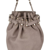 Alexander Wang | Diego textured-nubuck shoulder bag | NET-A-PORTER.COM