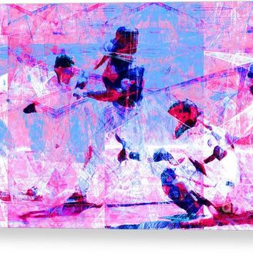 The All American Pastime 20140501 Long V2 Canvas Print