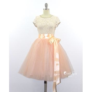c72e90a5f6 Best Blush Tulle Skirt Products on Wanelo