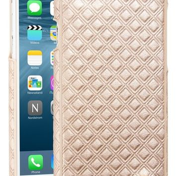 Tory Burch Embossed Leather iPhone 6 & 6s Case | Nordstrom