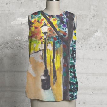 Vibrant Parkway Top