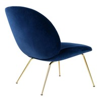 Gubi Beetle Lounge Chair | GamFratesi | Gubi Velvet | Gubi | GamFratesi