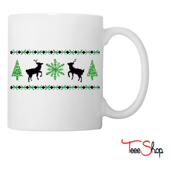 Ugly Christmas Sweater Coffee & Tea Mug