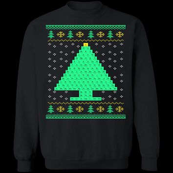 Periodic Table Ugly Christmas Sweater