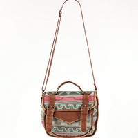 Kirra Top Handle Flap Satchel Bag at PacSun.com