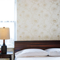 ModCloth Dorm Decor McCarren Park Temporary Wallpaper