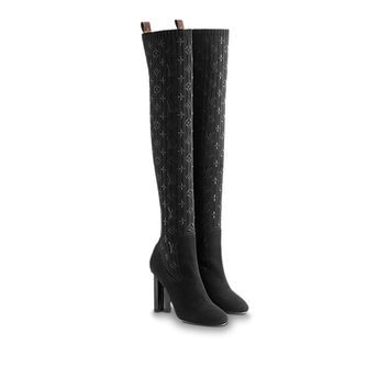 Products by Louis Vuitton: Silhouette Thigh Boot