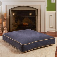 Buster Dog Bed Replacement Cover - Denim