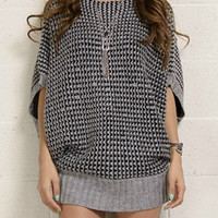 Sophisticated Sweater - Gray