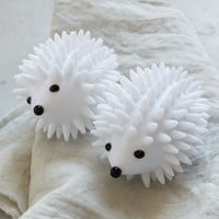 Kikkerland Hedgehog Dryer Balls, Set of 2