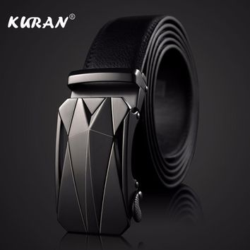 New Brand designer mens belts luxury real leather