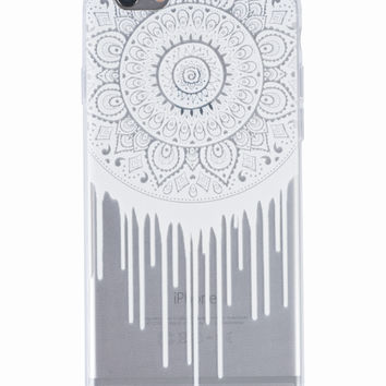 Mandala Drip iPhone 6  Case