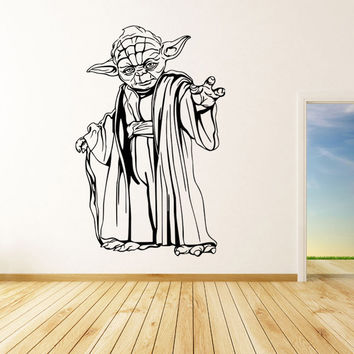Stylish Star Wars Wall Sticker (58*89cm)