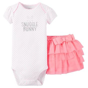 Just One You™Made by Carter's® Baby Girls' Snugg... : Target