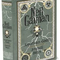 American Gods/Anansi Boys (Barnes & Noble Leatherbound Classics), Barnes & Noble Leatherbound Classics Series, Neil Gaiman, (9781435132139). Hardcover - Barnes & Noble
