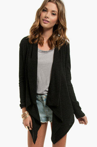 Pulled Together Cardigan $26