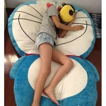 2012 Models 180cm Doraemon Bed Sofa Christmas Gift Totoro Bed