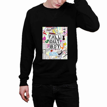Fall Out Boy TOPILAKEN c6a7dd0f-0307-436f-8ec6-1c91b3deb93f - Sweater for Man and Woman, S / M / L / XL / 2XL *02*