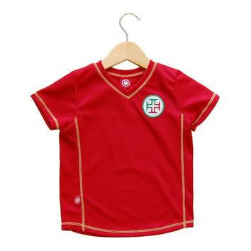 Portugal Toddler Soccer Jersey