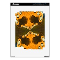 Strange abstract art iPad 3 skins