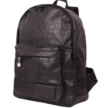 Back To School Calvin Klein Comfort Stylish College Casual Bags Backpack [9544307399]