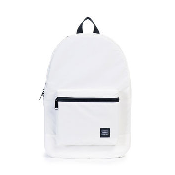 Herschel Supply Co. Packable Daypack Reflective Backpack White