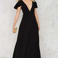 The Jetset Diaries Lorenzo Maxi Dress