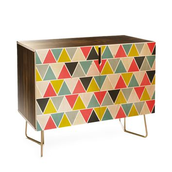 Heather Dutton Triangulum Credenza