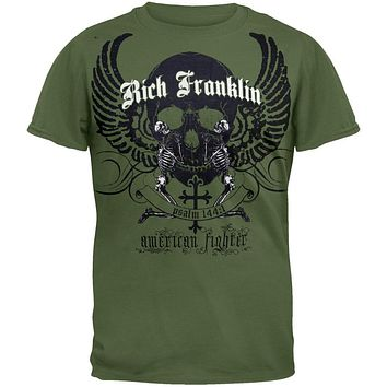 American Fighter - Franklin Crest T-Shirt