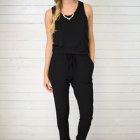 Dallas Cotton Jumpsuit