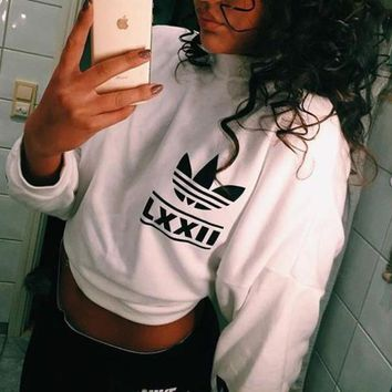 Adidas Originals Berlin High Neck Sweatshirt