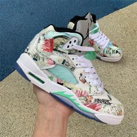 WMNS Air Jordan 5 Retro - Wings