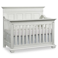 Soho Baby New Haven 4-in-1 Convertible Crib in Oyster White