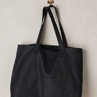 Knightsbridge Leather Tote by CNP Black All Bags
