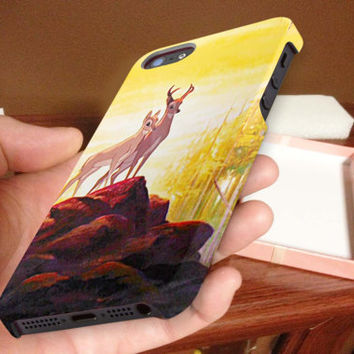 faline bambi 3D iPhone Cases for iPhone 4,iPhone 4s,iPhone 5,iPhone 5s,iPhone 5c,Samsung Galaxy s3,samsung Galaxy s4