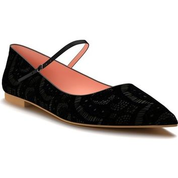 Shoes of Prey Pointy Toe Mary Jane (Women) | Nordstrom
