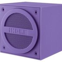 iHome Bluetooth Rechargeable Mini Speaker Cube - Purple (iBT16UC)