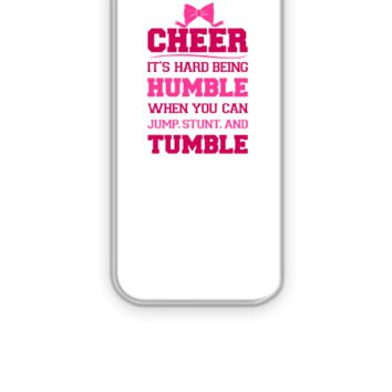 If Cheerleading Was Easy - iPhone 5&5s Case