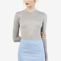 Cindy Blue Pastel Mini Skirt - By ECH