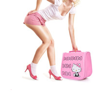 Pink Hello Kitty Women storage Bags  for traveling