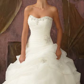 Bridal by Mori Lee 1858 Dress