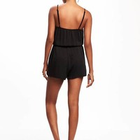 Soft Cami Romper for Women | Old Navy