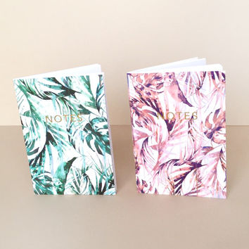 Notebook Set of 2 A6 by Nikki Strange