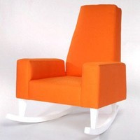 ducduc Collins Rocker - RCKR-CLNS - Gliders - Nursery Furniture - Baby & Kids' Furniture - Furniture