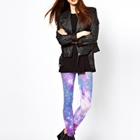 Just Female Cosmic Leggings