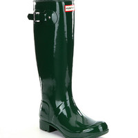 Hunter Original Tour Women´s Gloss Rain Boots | Dillards