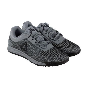Reebok Men's JJ II Low Cross Training Shoes Flint Grey/Alloy/Coal