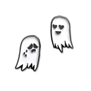 Tiny Ghosts Pin Set