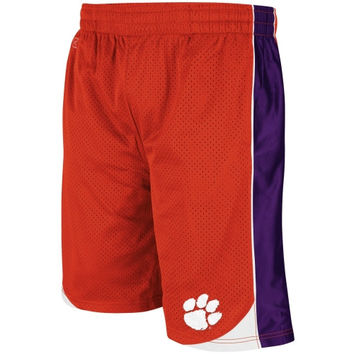 Clemson Tigers Vector Shorts - Orange