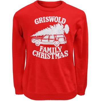 Christmas Vacation - Griswold Family Christmas Sweater
